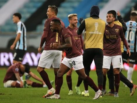 Liga de Quito ya conoce su rival en los cuartos de final de la Copa Sudamericana