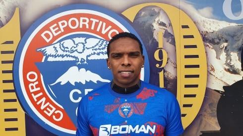 Gabriel Corozo, con nuevo club en LigaPro