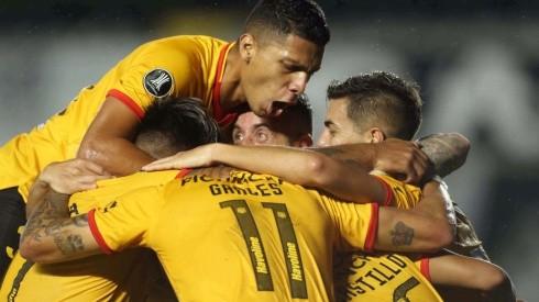 Santos v Barcelona SC - Copa CONMEBOL Libertadores 2021 (Foto: 2021 Pool, Getty Images South America)