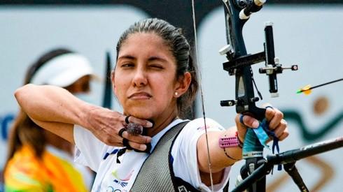 Adriana Espinoza será la primera representante de Ecuador en competir en Tokio 2020