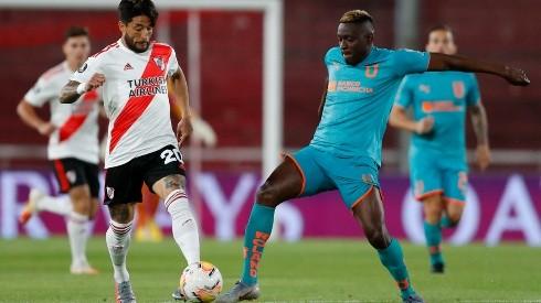 River Plate v Liga Deportiva Universitaria - Copa CONMEBOL Libertadores 2020 (Foto: Getty Images 2020, Getty Images South America)