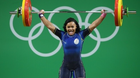 Weightlifting - Olympics: Day 5 (Foto: 2016 Getty Images, Getty Images South America)
