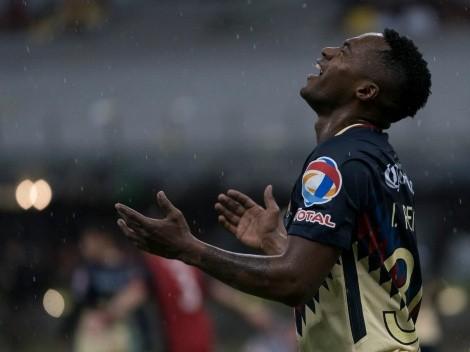 Renato Ibarra recibió la peor noticia de parte del Club América