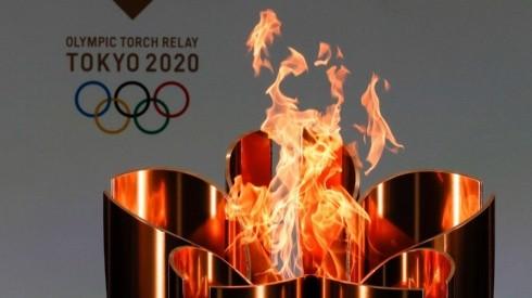 El pebetero de la llama olímpica estará fuera del estadio. Foto: @juegosolimpicos