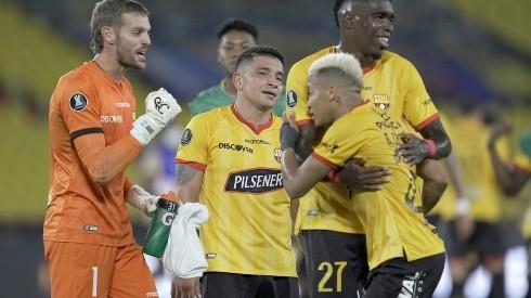 Barcelona SC v Velez - Copa CONMEBOL Libertadores 2021 (Foto: 2021 Pool, Getty Images South America)