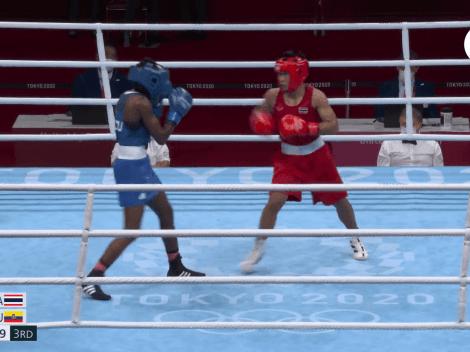 María José Palacios se despide de los Juegos Olímpicos de Tokio 2020