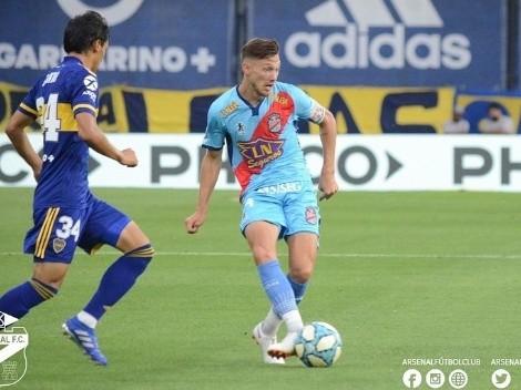 Independiente del Valle tiene en la mira a un defensa argentino