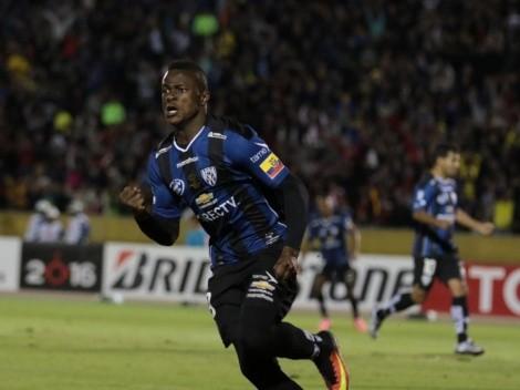 (VIDEO) Contra un grande: Estos fueron los últimos goles de José Angulo con Independiente del Valle