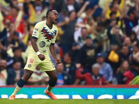 Desde México dan detalles sobre la situación de Renato Ibarra con el Club América