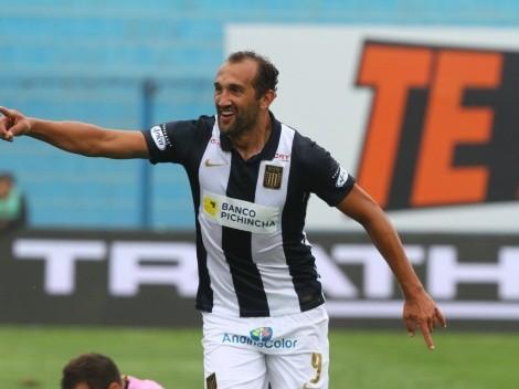 (VIDEO) Nuevo gol de Hernán Barcos en Perú