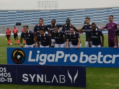 Desde Liga se muestran optimistas por alcanzar una nueva final en la Copa Sudamericana