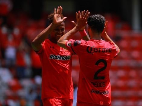 (VIDEO) Michael Estrada asiste en victoria del Toluca