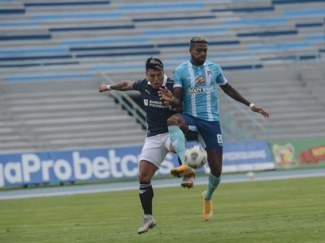 Luis Ayala es baja en Liga de Quito por contacto con una persona positiva de Covid-19
