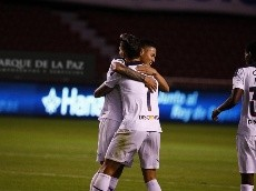 Liga de Quito vence a Olmedo y logra su primera victoria en Casa Blanca en la era Marini