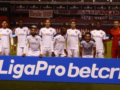 ¿Cuándo juega Liga de Quito?