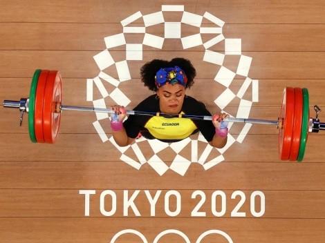 ¿Qué posición ocupa Ecuador en el medallero de Tokio 2020?
