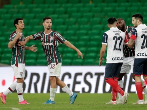 Fluminense con algunas dudas para la ida vs. BSC