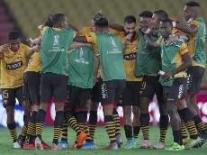 Se confirmó el rival de Barcelona CS en cuartos de final de la Copa Libertadores
