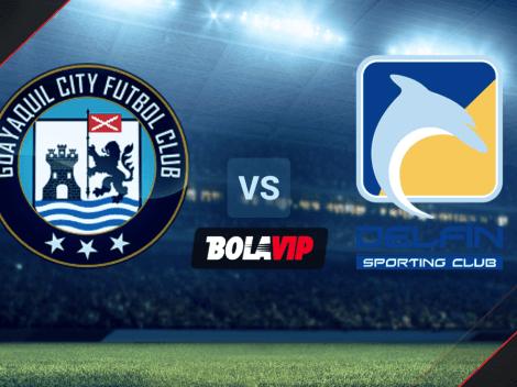 ◉ EN VIVO: Guayaquil City vs. Delfín SC