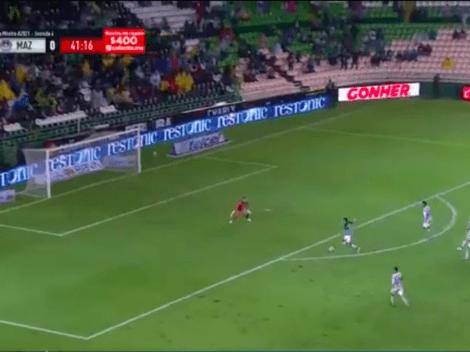 (VIDEO) Así fue golazo de Ángel Mena en la LigaMX