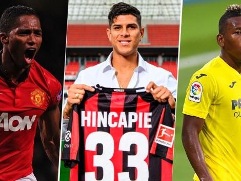 Las 10 transferencias más caras de la historia del fútbol ecuatoriano