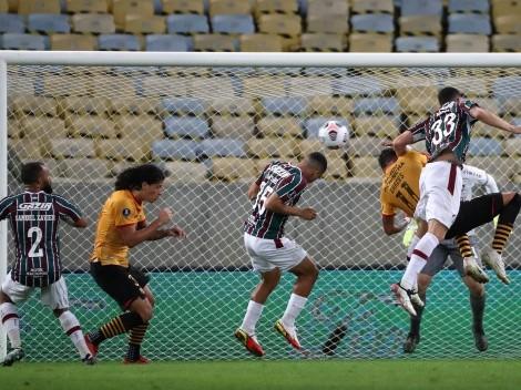 Sonríe el 'Ídolo': Fluminense con dos bajas sensibles para visitar a Barcelona SC