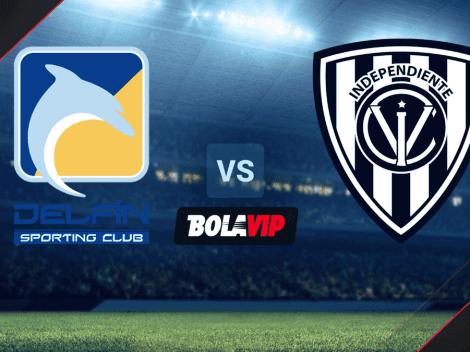 Qué canal transmite Delfín vs. Independiente del Valle por la LigaPro de Ecuador 2021