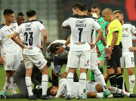 Un jugador titular de Liga de Quito quiere dejar el equipo