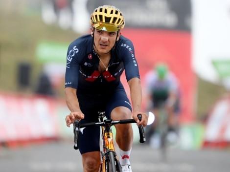 Es humano: Por esto Richard Carapaz no ha podido pelear por La Vuelta a España