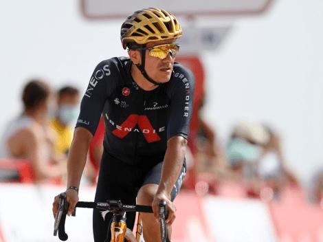 ¡Una pena! Richard Carapaz abandona la Vuelta a España
