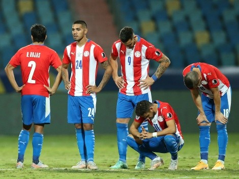 Paraguay llega con 5 bajas para enfrentar a la Selección Ecuatoriana en Quito