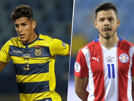 EN VIVO: Ecuador vs. Paraguay por Eliminatorias