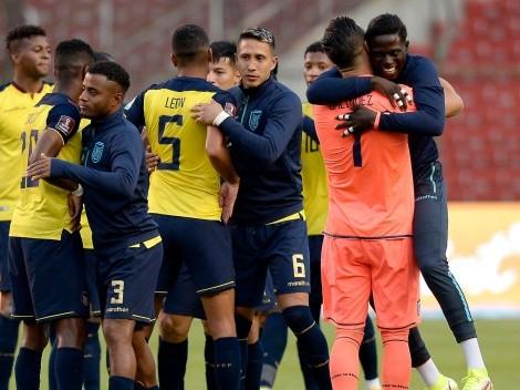 Después de 5 años: Ecuador vuelve a terminar un partido sin un gol en contra