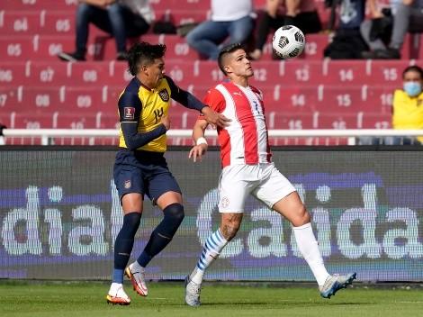 (VIDEO) Luis Amarilla se acuerda de Liga de Quito tras derrota vs. Ecuador