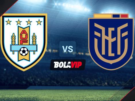 Qué canal transmite Uruguay vs. Ecuador por las Eliminatorias Sudamericanas