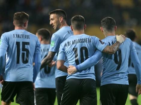 Uruguay con equipo definido para enfrentar a Ecuador