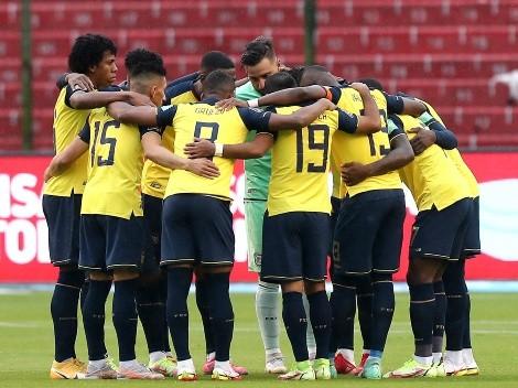 Alineaciones confirmadas para el Uruguay vs Ecuador por Eliminatorias