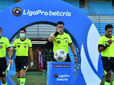 Se juega: Árbitros pitarán en el encuentro entre U. Católica e Independiente del Valle