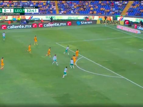 (VIDEO) Gran definición: Ángel Mena sigue en racha en México y anotó otro gol
