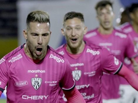 Independiente del Valle derrota a Universidad Católica y se afianza como líder de la segunda etapa