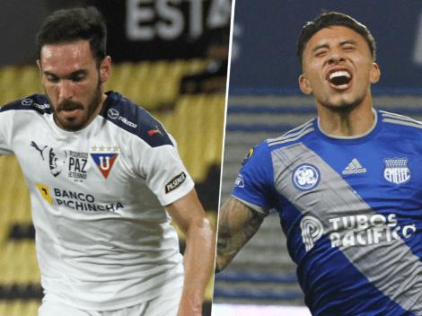 EN VIVO: Liga de Quito vs. Emelec por la LigaPro