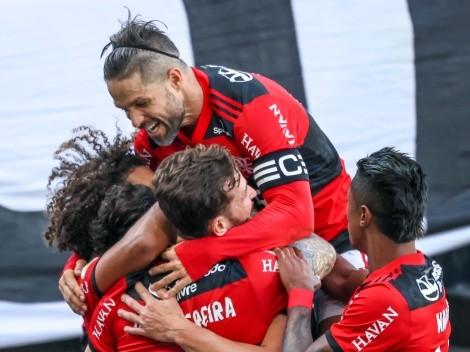 Para enfrentar a BSC: Estos refuerzos fueron inscritos por Flamengo en Libertadores