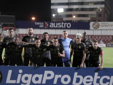 Deportivo Cuenca sí podrá jugar ante Barcelona