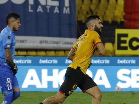 ¡A lo Barcelona! El 'Ídolo' venció a Deportivo Cuenca en el minuto 95
