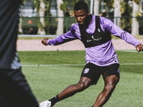 ¡Ya tuvo minutos! Moisés Caicedo debuta en el fútbol de Bélgica