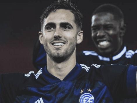 No lo pudo salvar: Equipo de Leonardo Campana fue eliminado de la Copa de Suiza