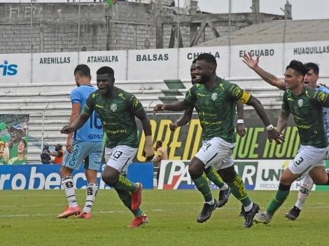 Orense derrota a Guayaquil City para alejarse del descenso