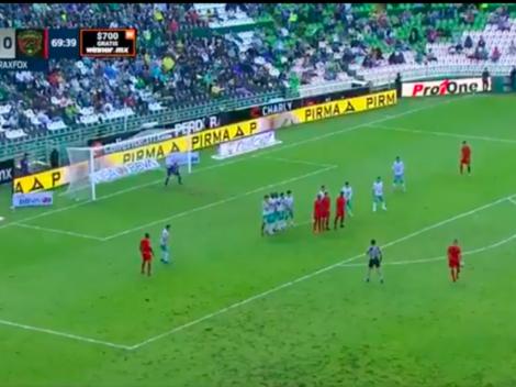 (VIDEO) El golazo de Jefferson Intriago para darle la victoria al FC Juárez