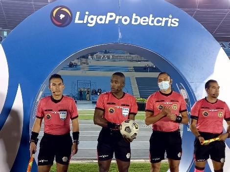Lo necesitan: Exárbitro FIFA será asesor de los árbitros ecuatorianos