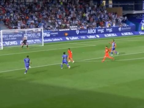 (VIDEO) Kike Saverio dio una asistencia en la victoria de SD Ponferradina